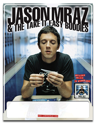 JASON MRAZ TOUR NYC